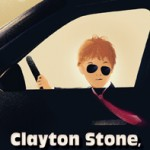 CLAYTON JONES: AT YOUR SERVICE by Ena Jones; Agent: Ginger Knowlton, Curtis Brown Literary Agency