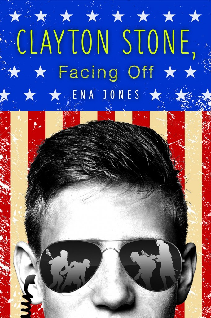 CLAYTON STONE: FACING OFF by Ena Jones; Agent: Ginger Knowlton, Curtis Brown