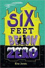 Six Feet Below Zero Giveaway